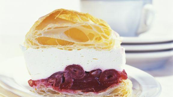 Rezept: Kirschtorte nach Holländer Art