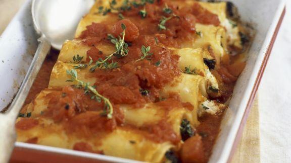 Rezept: Klassische Cannelloni