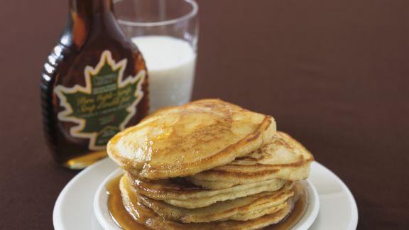 Rezept: Klassische Pancakes