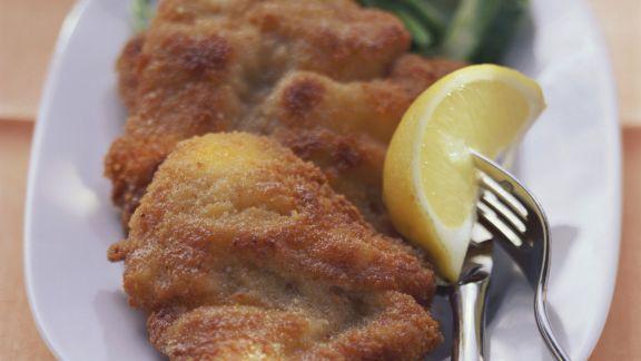Rezept: Klassisches Schnitzel