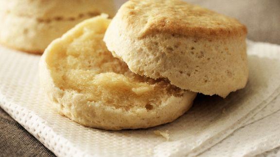Rezept: Kleine Buttermilchkuchen