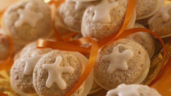 Rezept: Kleine Elisenlebkuchen
