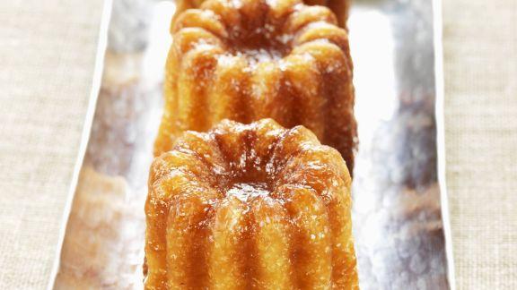 Rezept: Kleine Kuchen auf französische Art