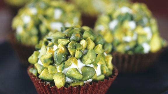 Rezept: Kleine Pistazienkuchen