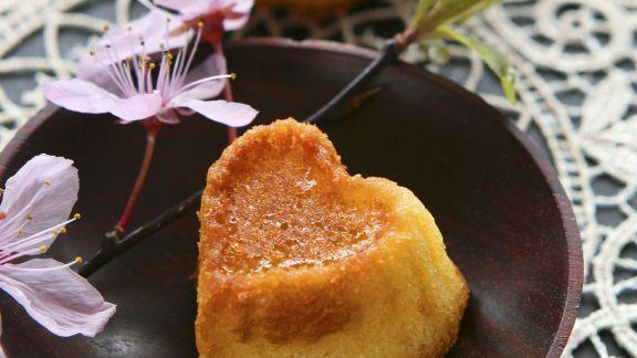 Rezept: Kleiner Herzkuchen