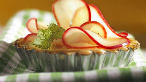 Rezept: Kleines Apfeltörtchen