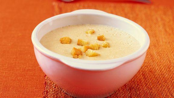 Rezept: Knoblauchsuppe