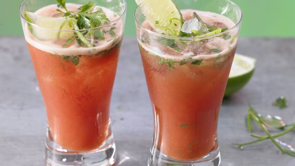 Rezept: Kohl-Möhren-Cocktail