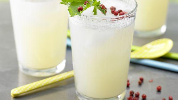Rezept: Kohlrabi-Cocktail
