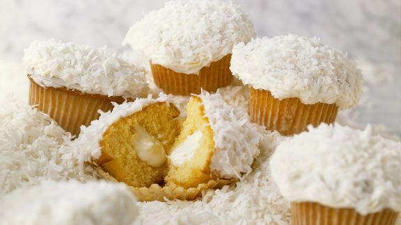 Rezept: Kokos-Cupcakes