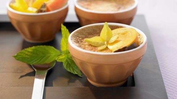 Rezept: Kokos-Kardamom-Creme nach Thai-Art