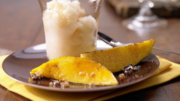 Rezept: Kokos-Limetten-Eis