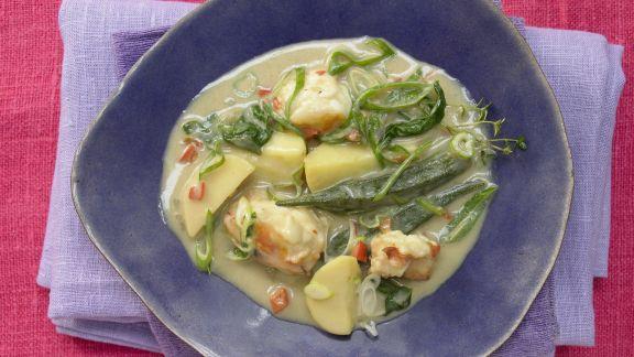 Rezept: Kreolischer Langusten-Eintopf