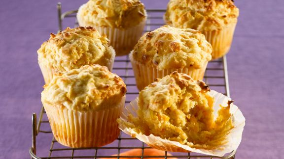 k rbis k se muffins rezept eat smarter. Black Bedroom Furniture Sets. Home Design Ideas