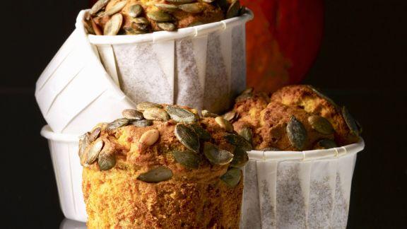 Rezept: Kürbis-Muffins