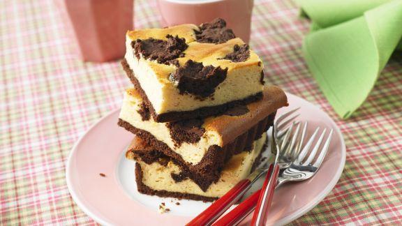 Rezept: Kuhflecken Kuchen (Russischer Zupfkuchen)