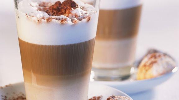 Rezept: Latte Macchiato