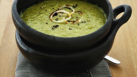Rezept: Lauch-Kartoffel-Suppe