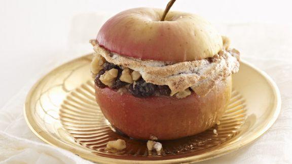 Rezept: Lebkuchen-Bratapfel