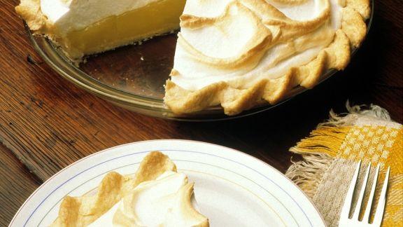 Rezept: Lemon Meringue Pie