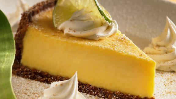 Rezept: Limettenkuchen