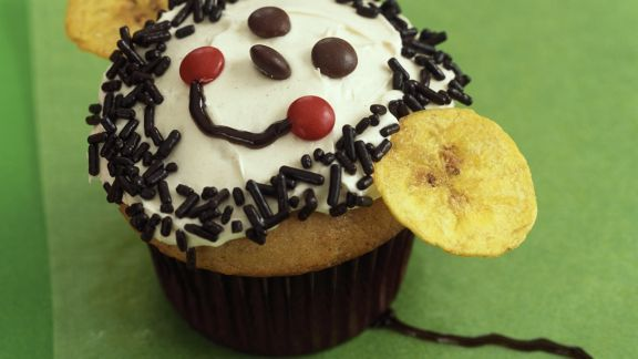 Rezept: Lustiger Cupcake