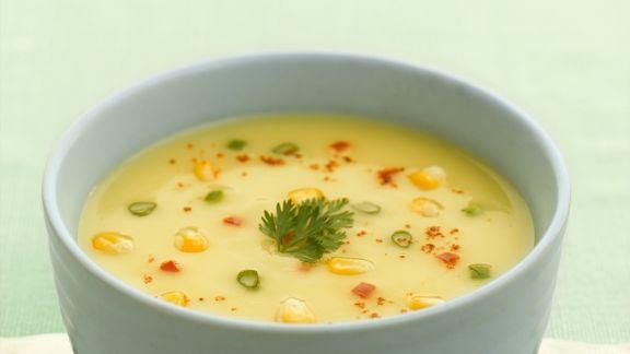 Rezept: Mais-Chili-Suppe
