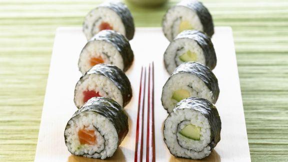 Rezept: Maki (Sushi)