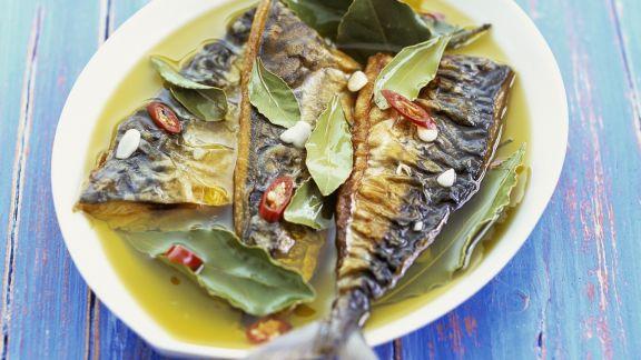 Rezept: Makrele mit würziger Marinade