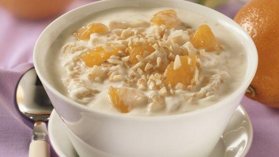 Rezept: Mandarinen-Ingwer-Quark
