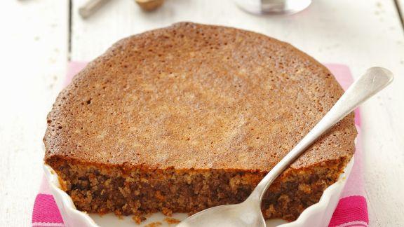 Rezept: Mandel-Walnuss-Kuchen