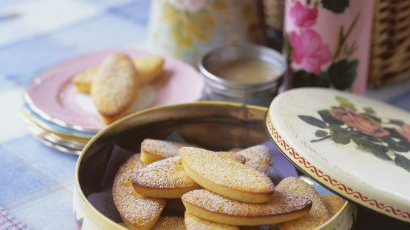 Rezept: Mandel-Zitronen-Kekse