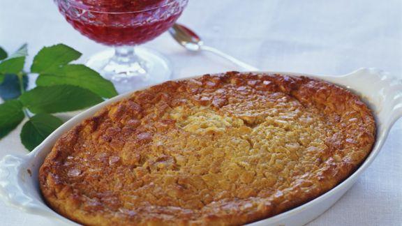 Rezept: Mandelkuchen