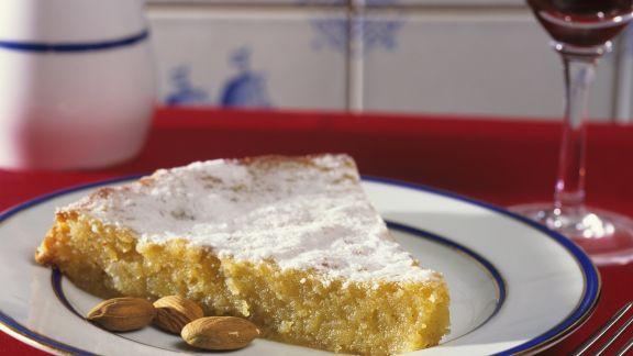 Rezept: Mandelkuchen auf portugiesische Art