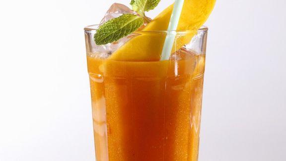 Rezept: Mango-Drink