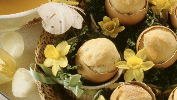 Rezept: Mangold-Eier
