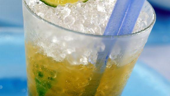 Rezept: Maracuja-Cocktail