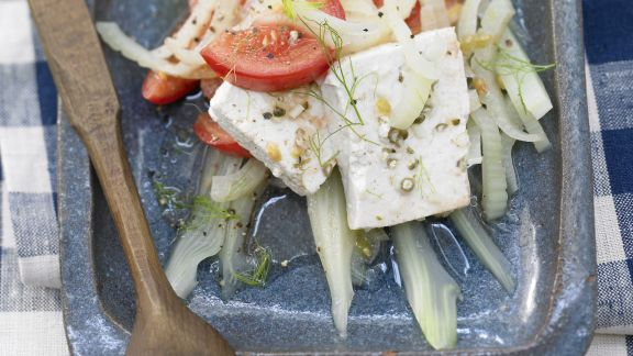 Rezept: Marinierter Tofu