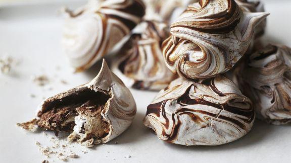 Rezept: Marmor-Baisers