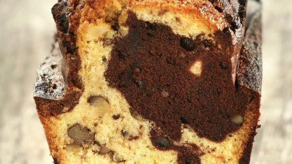 Rezept: Marmor-Walnuss-Kuchen