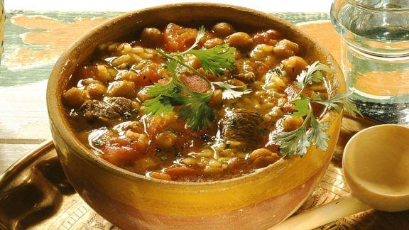 Rezept: Marokkanische Suppe zum Ramadan