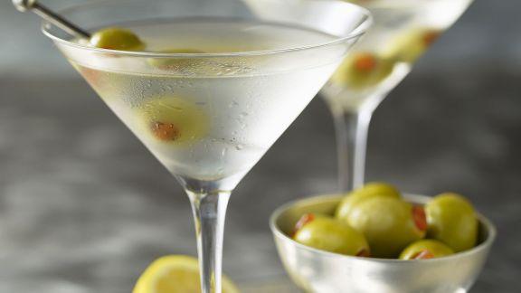 Rezept: Martini