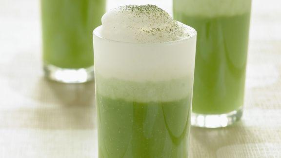 Rezept: Matcha Latte