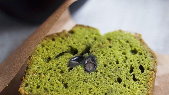 Matcha Rührkuchen