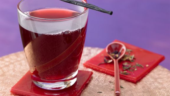 Rezept: Mate-Malven-Tee