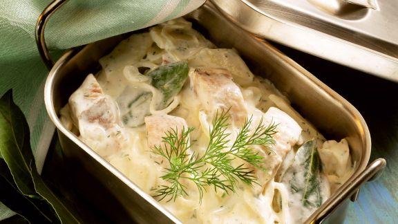 Rezept: Matjes nach Hausfrauenart