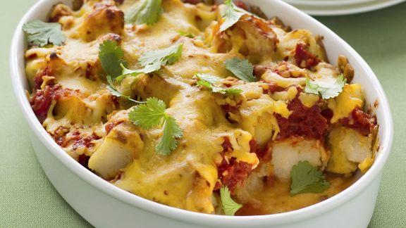 Rezept: Mexikanisches Kartoffelgratin