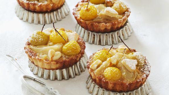 Rezept: Mini-Apfelkuchen