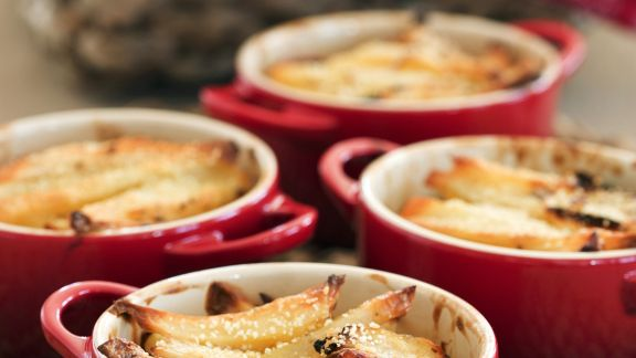 Rezept: Mini-Kartoffelgratins