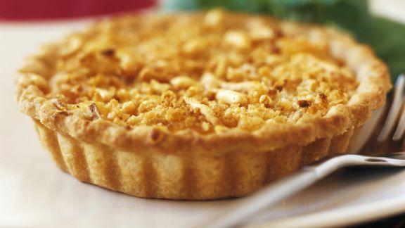 Rezept: Mini-Quiche mit Käse